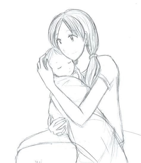 mother  child  danabobana  deviantart