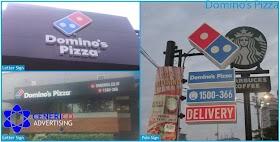 Domino Pizza Tangerang