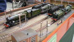 Loco shed