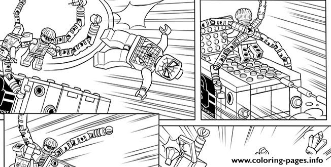 55 FREE SPIDERMAN GOBLIN COLORING PAGES PRINTABLE PDF ...