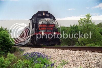 Texas Spring Train