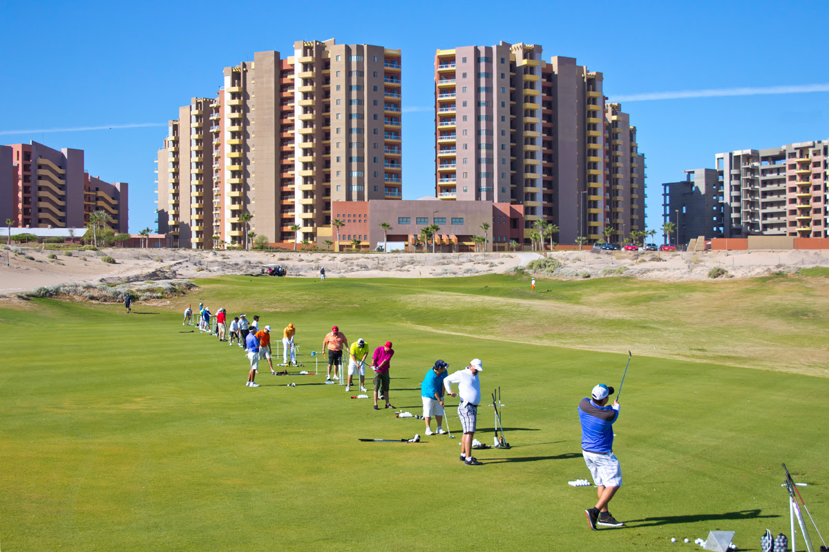 The Links  Las Palomas Beach  Golf Resort