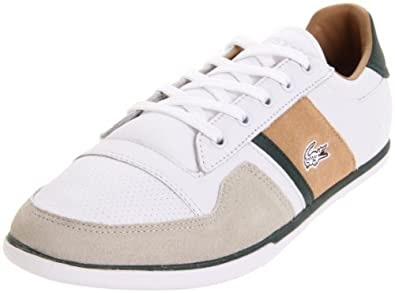 lacoste beckley mb2 leather casual retro tennis sneaker
