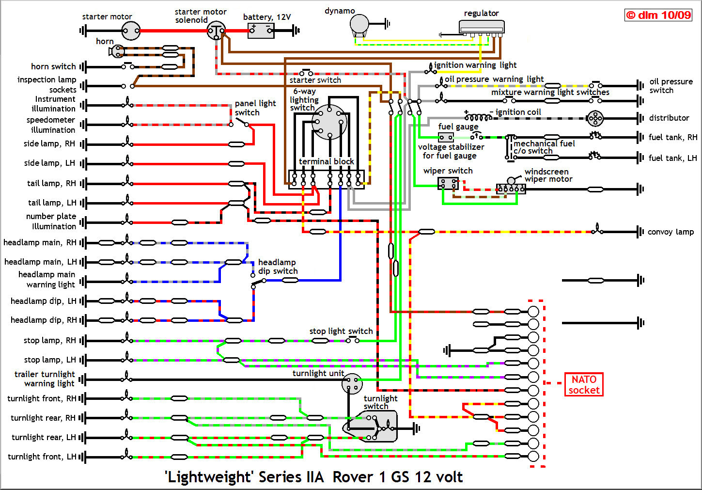 2004 Land Rover Discovery Wiring DiagramFuse Wiring