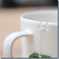 Tea Tie Cup