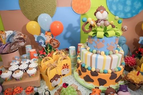 Decoração Mesa Festa Infantil - Lojas Linna