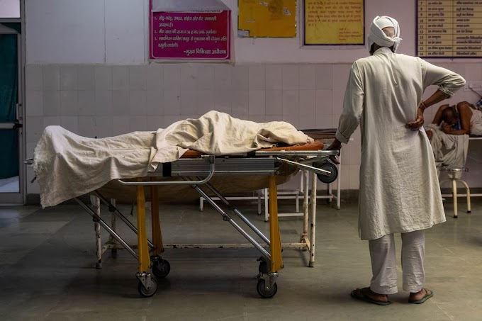 COVID-19: India Logs 3.62 Lakh New Cases, 4,120 Fresh Fatalities