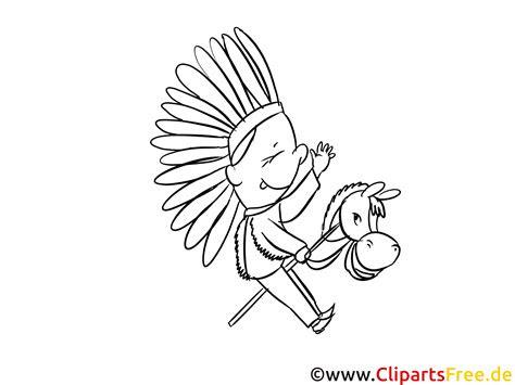 malvorlagen zum ausdrucken indianer - kostenlose
