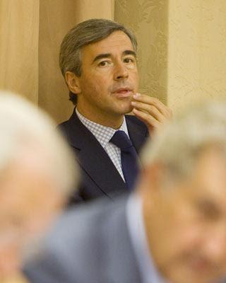 Ángel Acebes, en una foto de archivo - ÁNGEL NAVARRETE