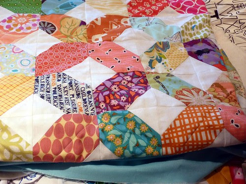 Quilting Done!