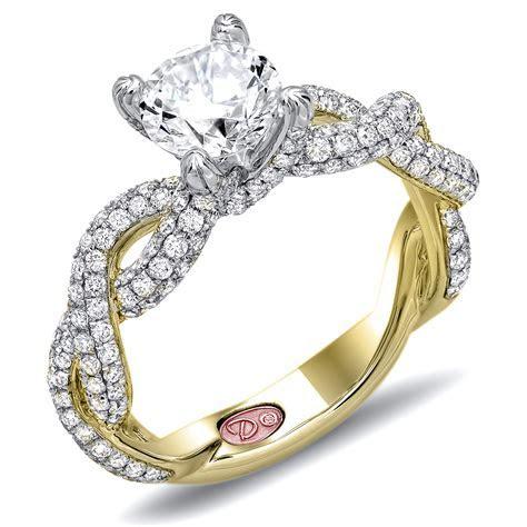 Designer Engagement Rings   DW5904