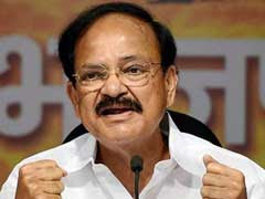 India Most Tolerant Country in the World: Union Minister Venkaiah Naidu