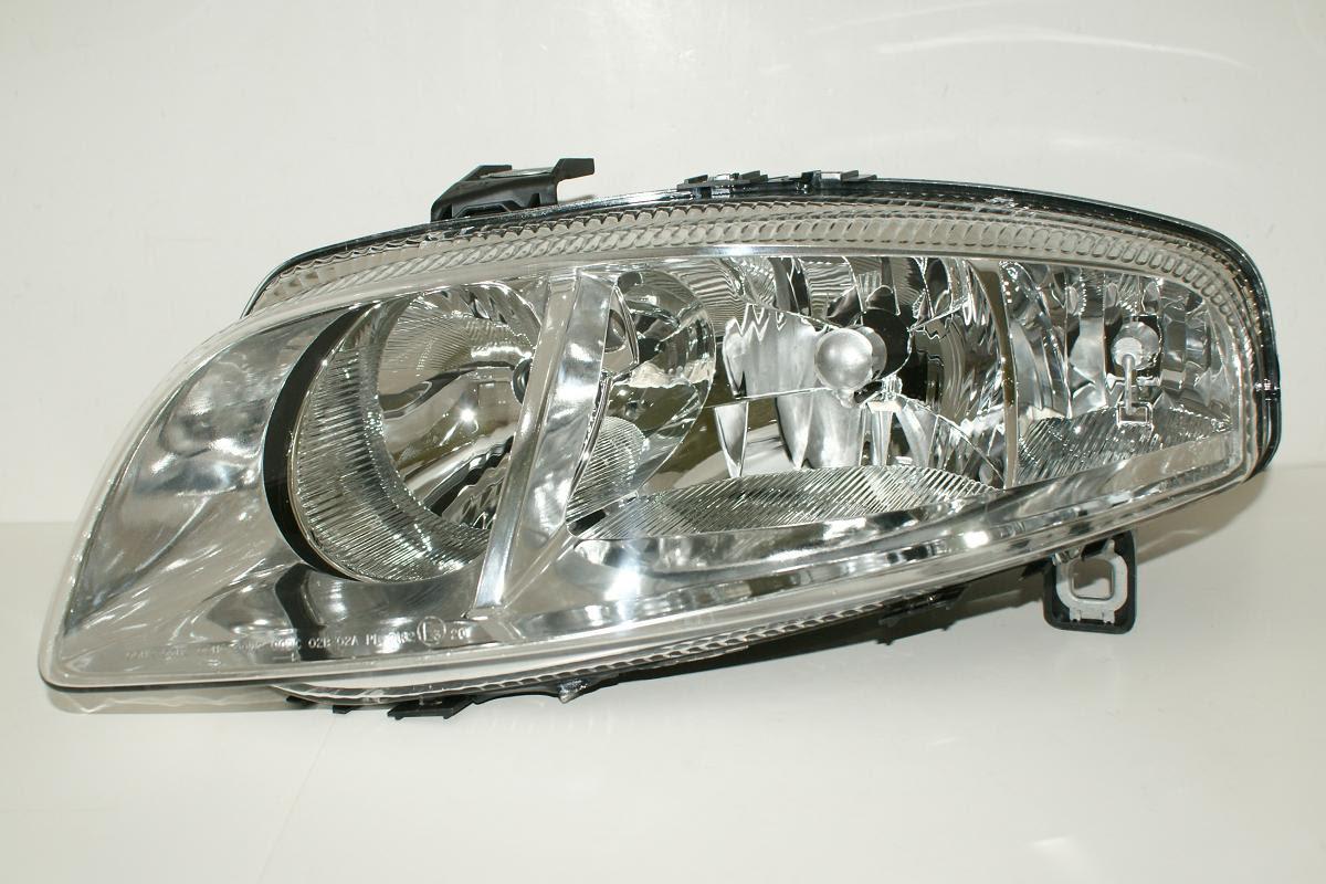 Alfa Romeo GT Headlight LEFT Head Lamp H7 H1 04