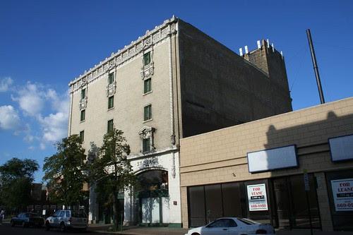 Werner Brothers Fireproof Storage building
