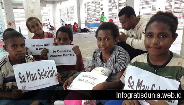 Unduh 95 Gambar Lucu Anak Anak Papua Terlucu