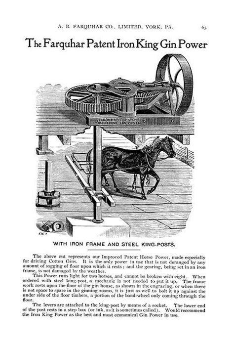 Farm Collector Magazine - 1899 ENGINES, THRESHING MACHINES