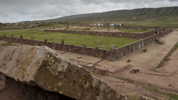 Bolivie titicaca tiwanaku2
