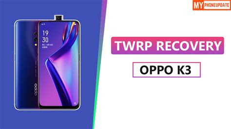 install twrp recovery  oppo   adb fastboot
