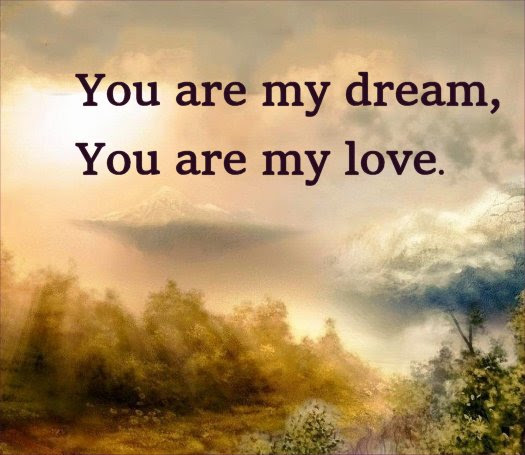 My Dream My Love Love Messages From The Heart
