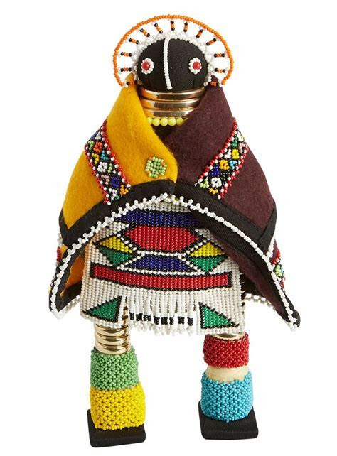 Ndebele Dolls   South Africa's Lifestyle Hub