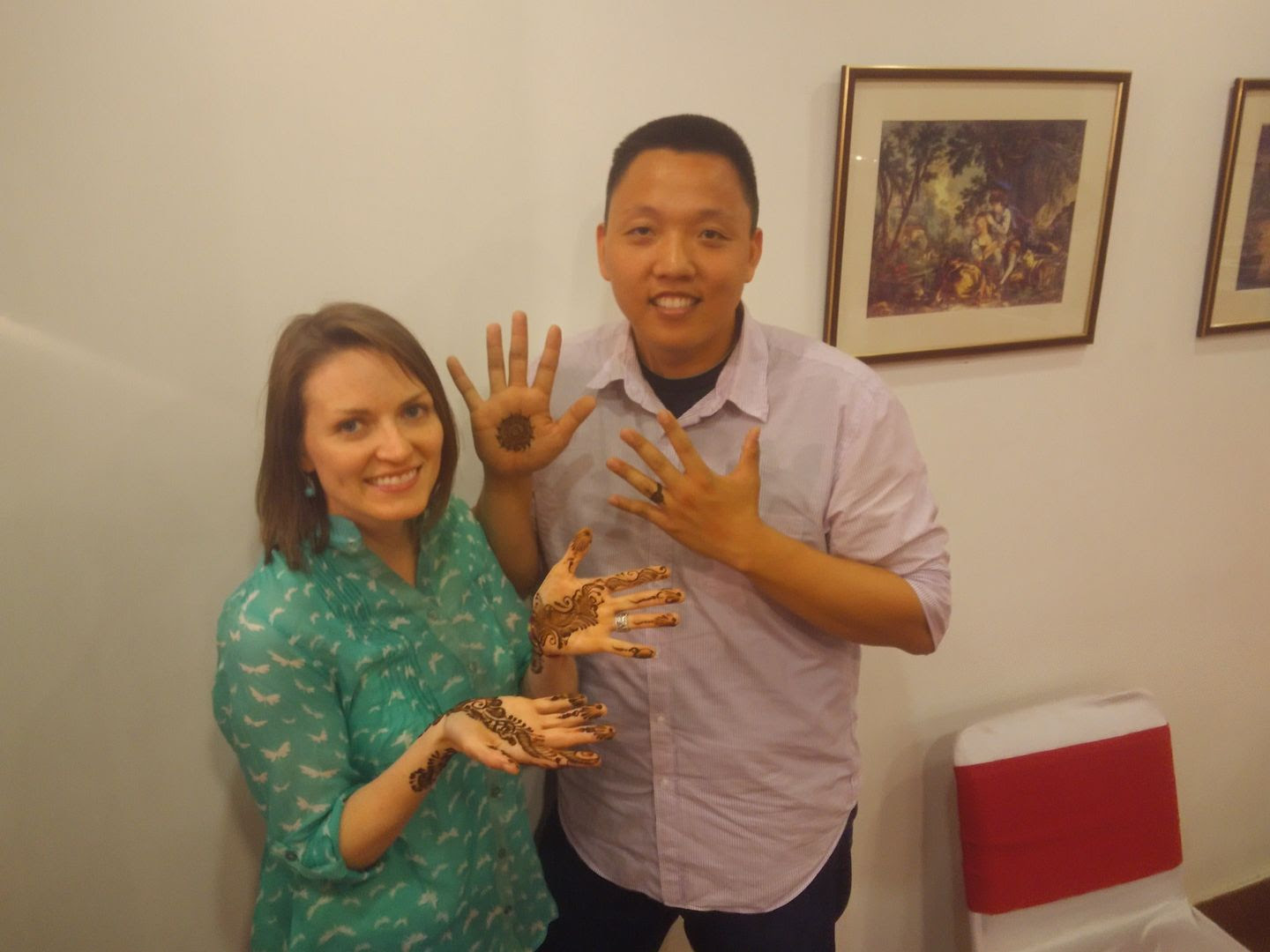 Michelle and Michael With Henna (Mehndi) for Wedding in Delhi photo IMG_20150513_174026_zpsvqrnnolk.jpg