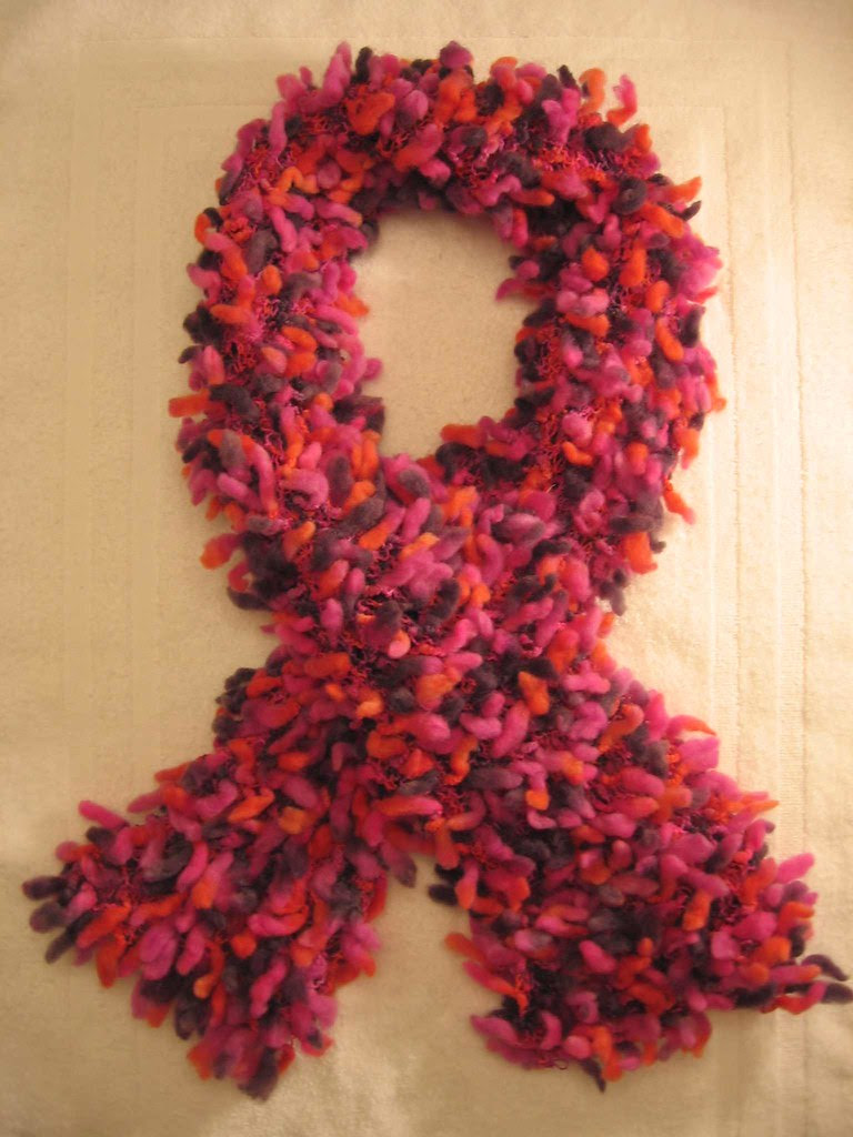 Scarf for the Cause