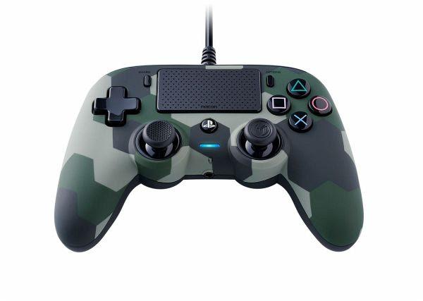 Nacon PS4 Controller Color Edition (camo green ...