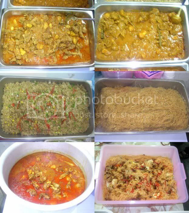 Main Filling Stomach Dishes