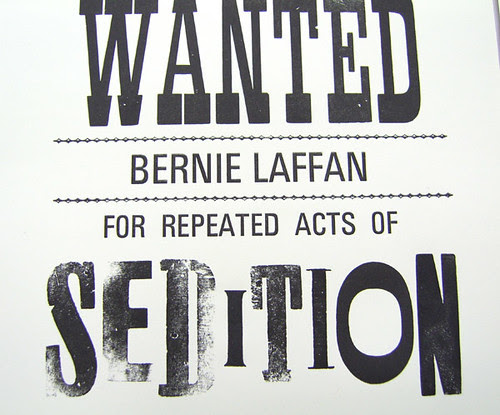 wanted: repeated sedition