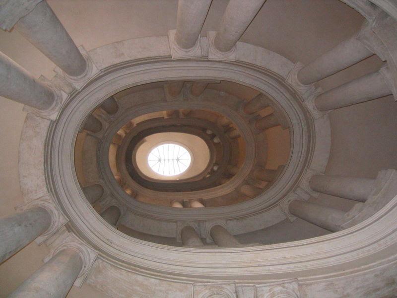 Archivo: Borromini Treppenhaus.JPG
