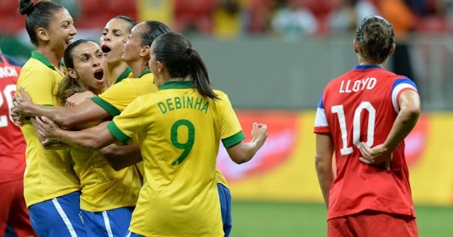 O tabu feminino no futebol – Parte III