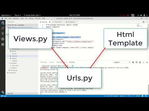 Run python script on clicking html button map output on Html page