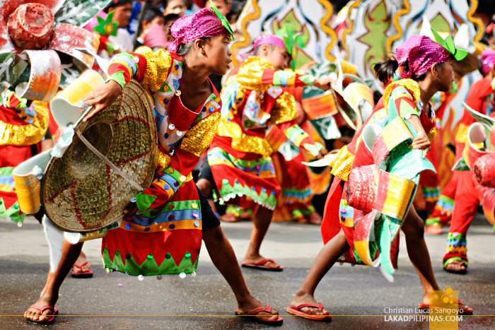 Diyandi Festival at Iligan City