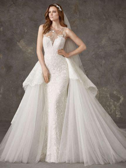Pronovias 2019   Timeless Wedding Dresses, Bridal Gowns