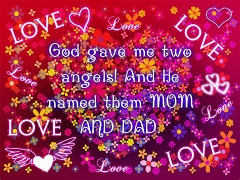 God Gave Me Two Angels. Free Loved Ones eCards, Greeting