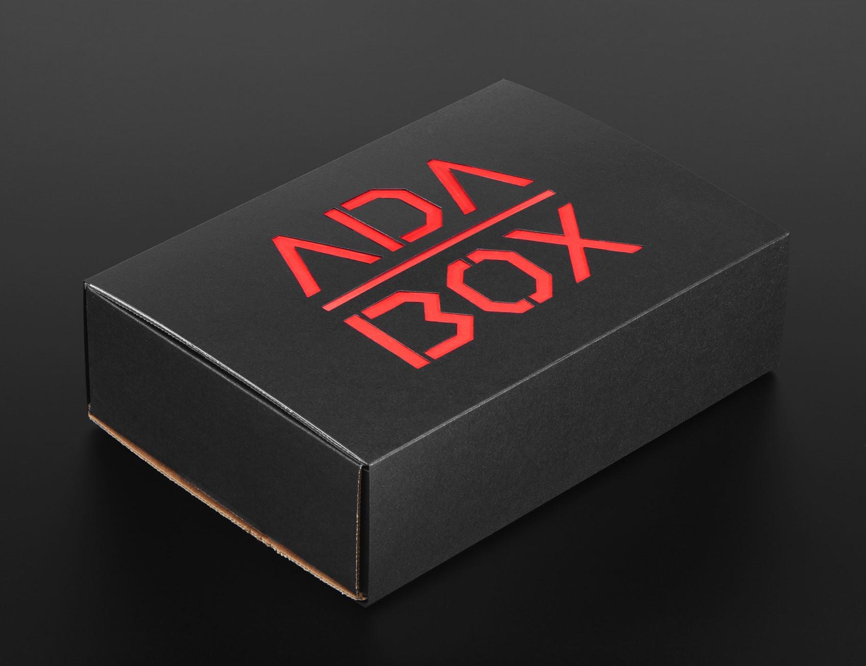 Adabox 03 iso box ORIG