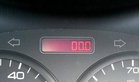 mileometer