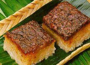 Biko (Sweet Rice Cake) Treat!!! - Savvy Nana