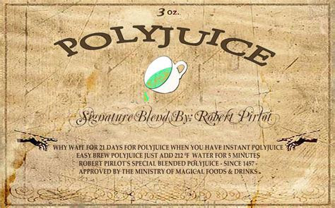 polyjuice tea