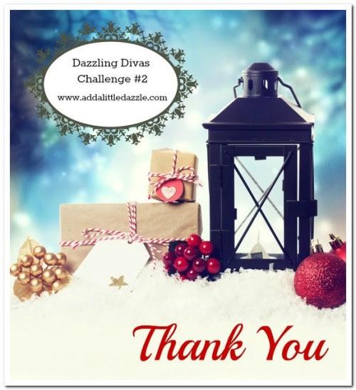 Dazzling Divas Challenge #2