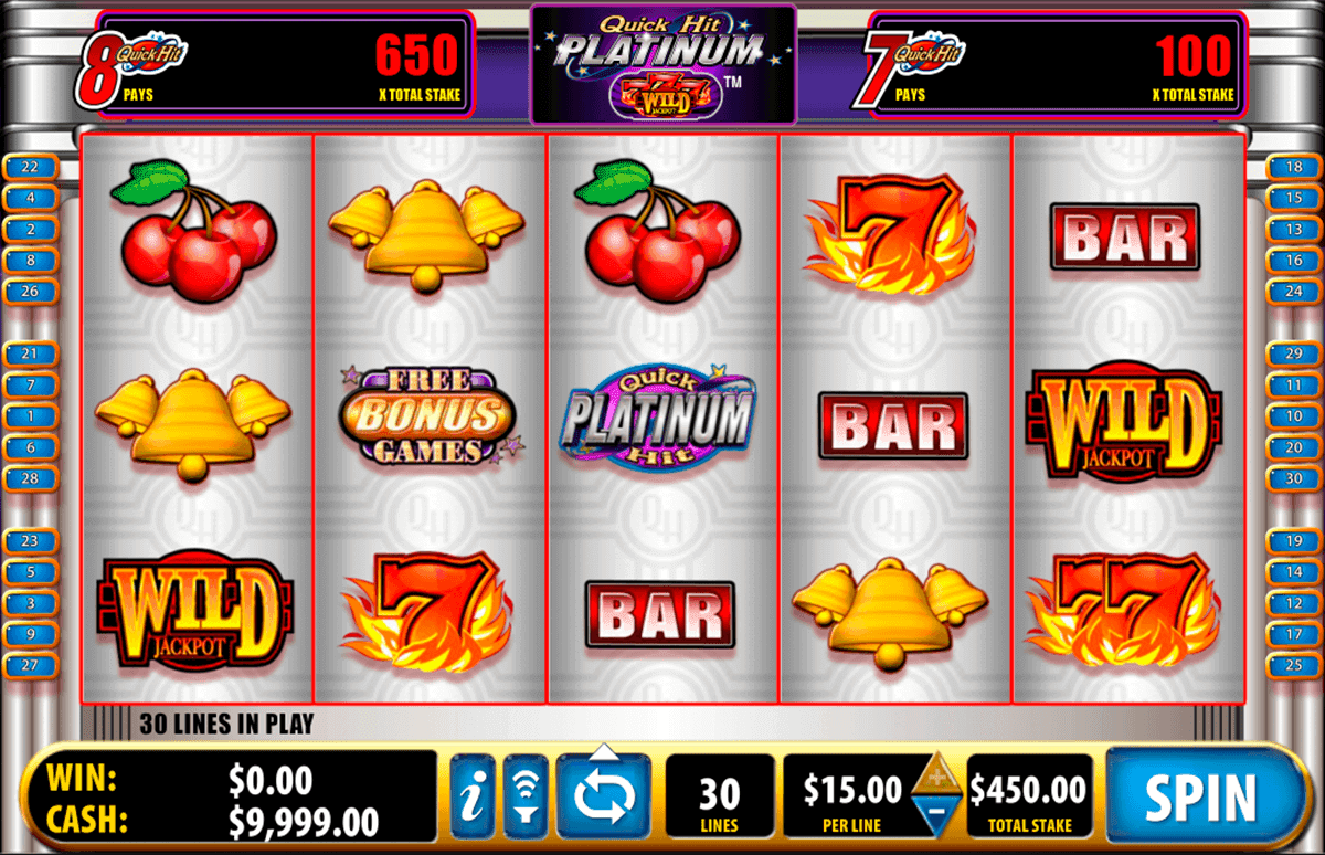 Free online slot machines quick hits