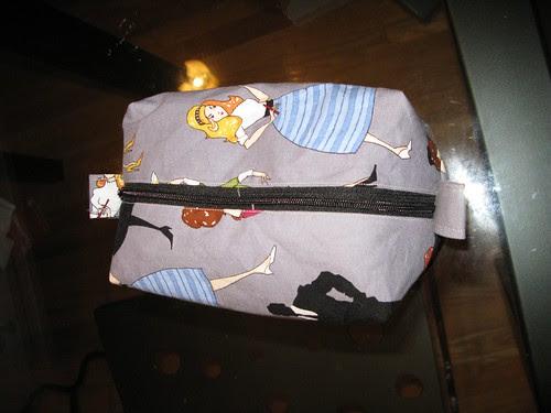 boxy bag for Trollop