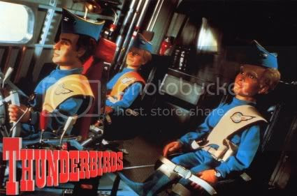 Thunderbirds Gerry Anderson