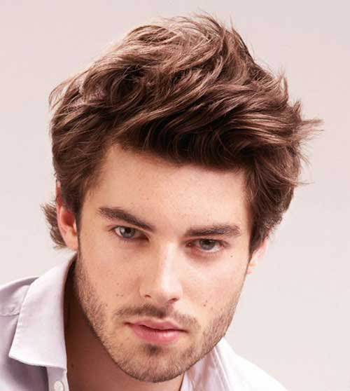 15 Hairstyles for Men with Round Faces | The Best Mens ...