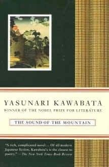 Yasunuri Kawabata. The Sound of the Mountain