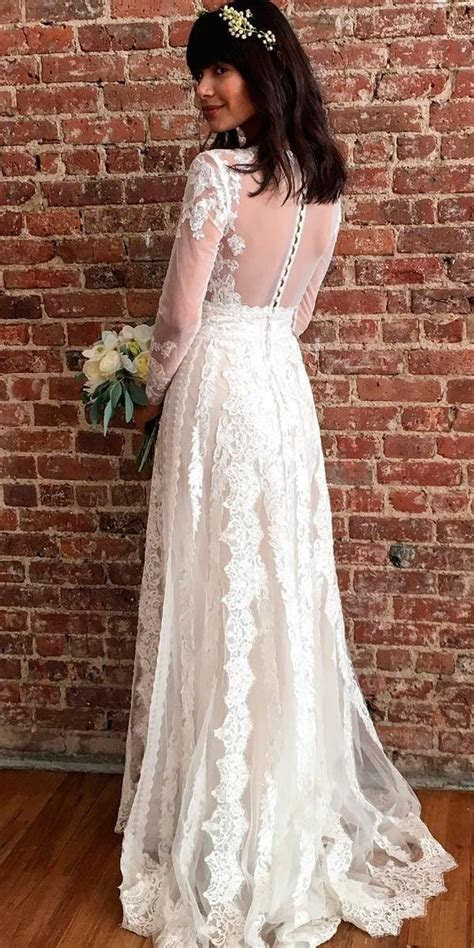 15 Vintage Lace Wedding Dresses Which Impress Your Mind