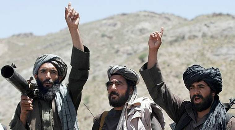 Taliban fighters close in on provincial city in western Afghanistan