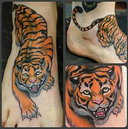 tiger tattoo tattoos tiger tattoo tattoos  piercings