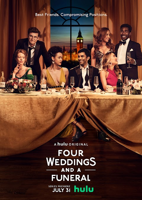 Four Weddings And A Funeral Film Series