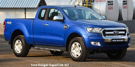 ford ranger super cab  review ford sa